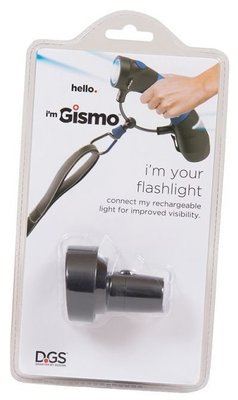 I'm Gismo Flashlight Connectable