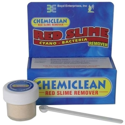 Boyd Chemiclean Red Cyano Bacteria Algae Remover 2g