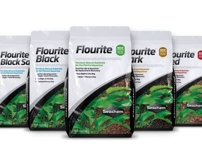 Seachem Flourite Substrate Range