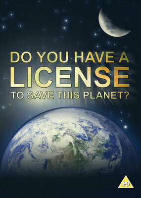 Do You Have A License To Save This Planet? (DVD)