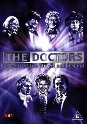 The Doctors - 30 Years of Time Travel and Beyond (DVD)