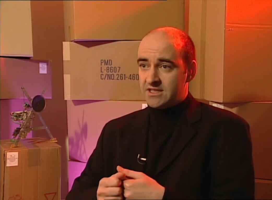 Nicholas Briggs on Auton (Uncut VIDEO DOWNLOAD MP4)