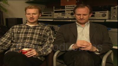 Mark Gatiss and Peter Davison Interview (Uncut DOWNLOAD)