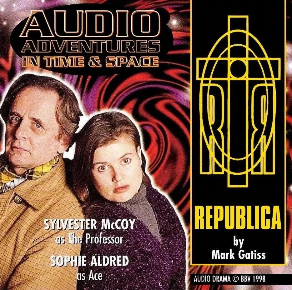 The Professor and Ace: Republica (AUDIO DOWNLOAD)