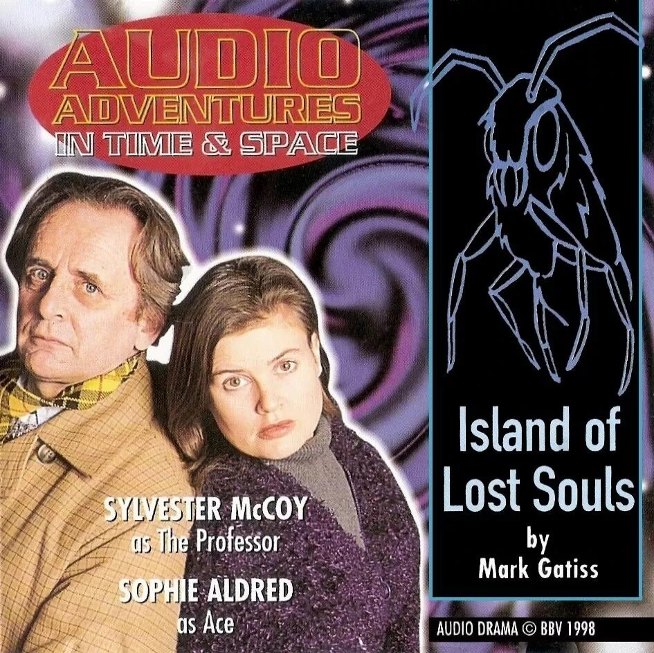 The Professor and Ace: Island of Lost Souls (AUDIO DOWNLOAD)