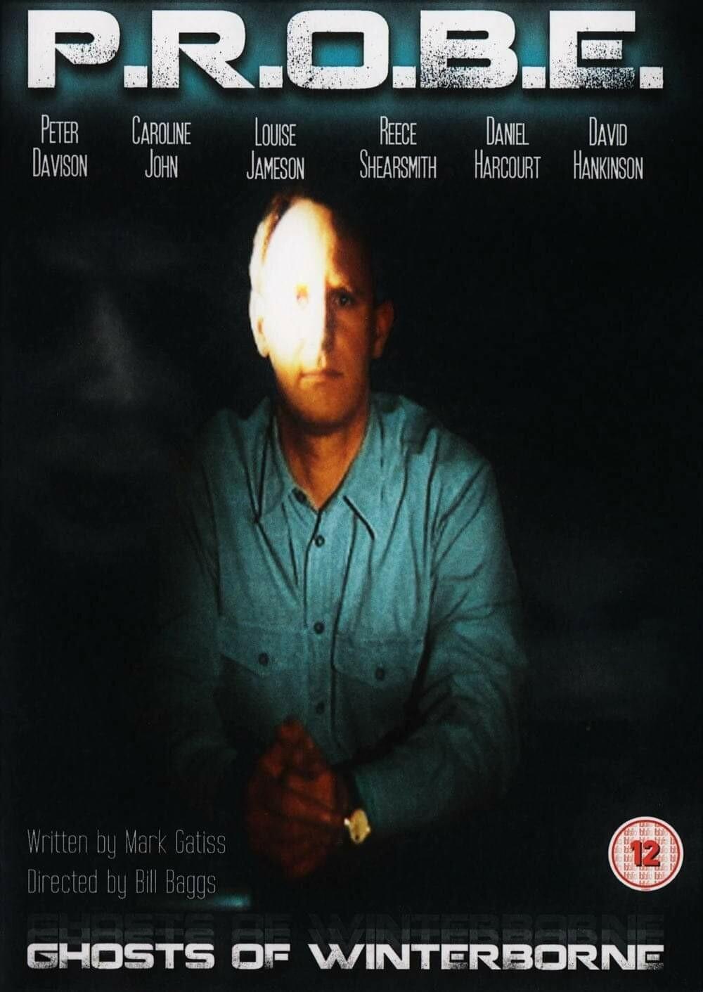 P.R.O.B.E. LIZ SHAW: Ghosts of Winterborne (DVD)