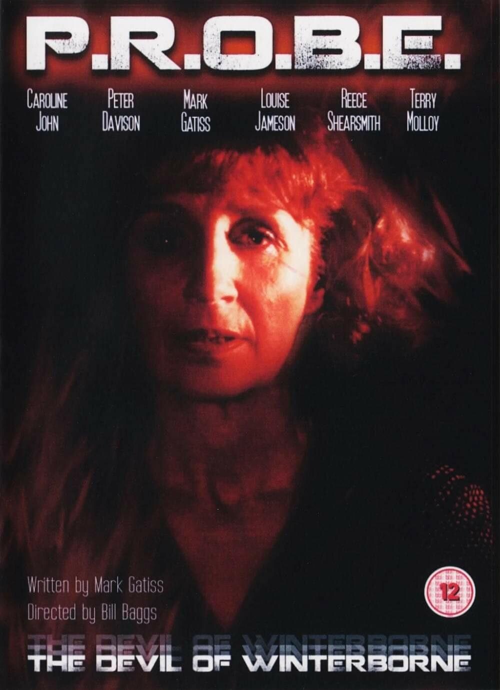 P.R.O.B.E. LIZ SHAW: The Devil of Winterborne (DVD)