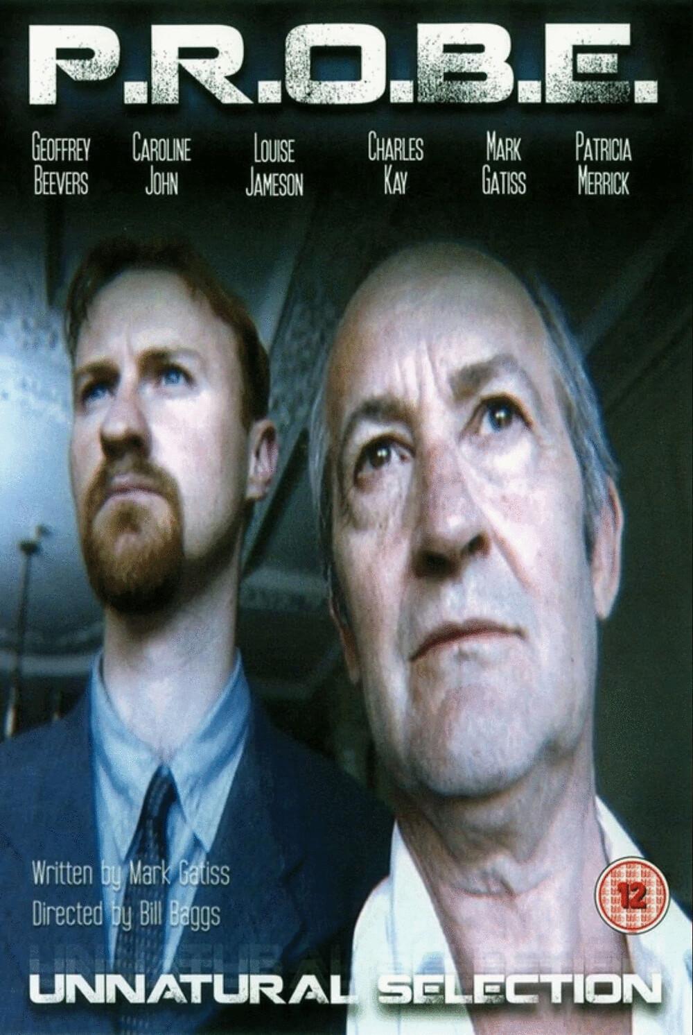 P.R.O.B.E. LIZ SHAW: Unnatural Selection (DVD)