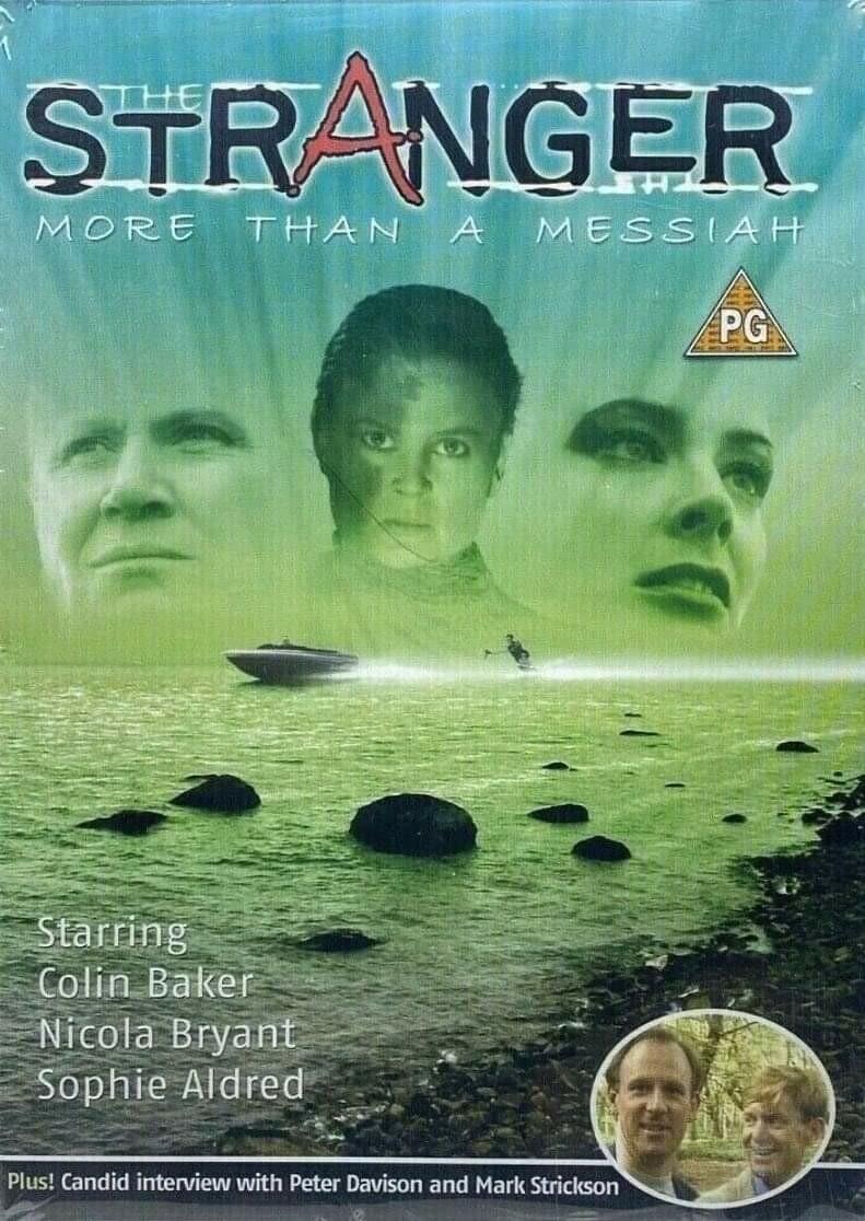 The Stranger: More Than A Messiah (DVD)