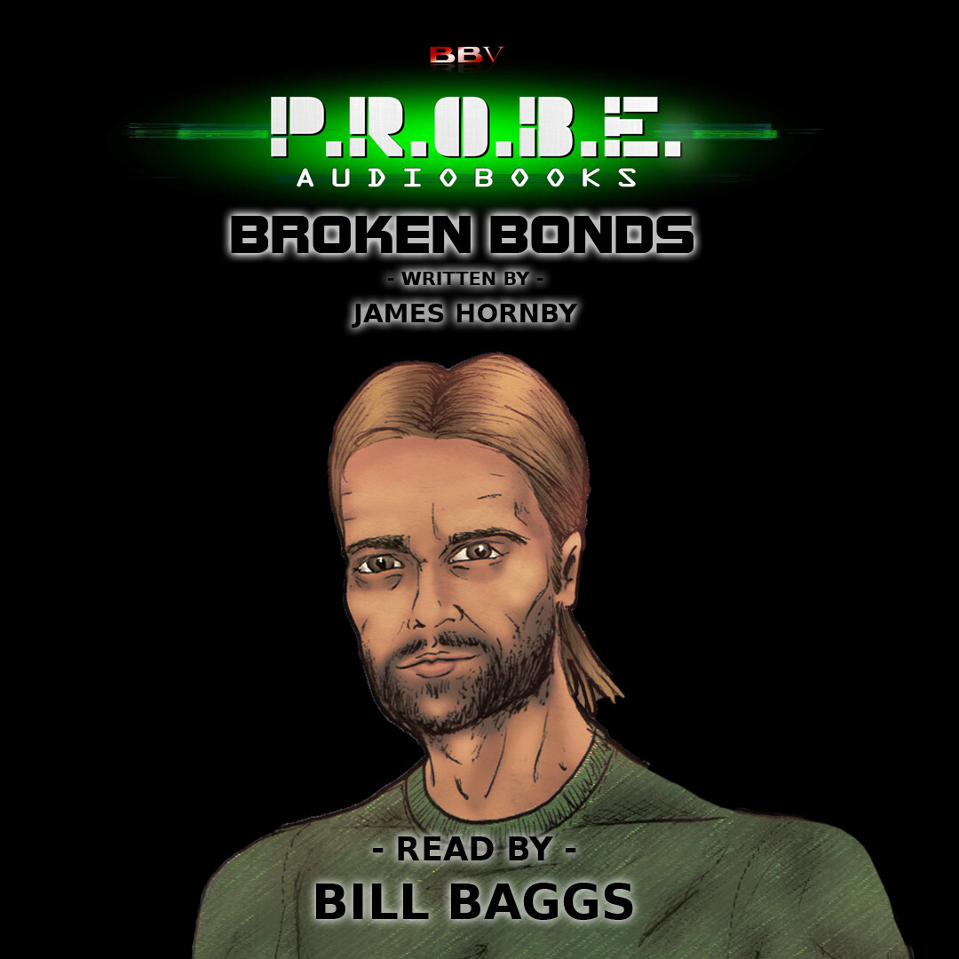 P.R.O.B.E.: Broken Bonds (AUDIO DOWNLOAD)