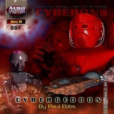 Cyberons: Cybergeddon (AUDIO DOWNLOAD)