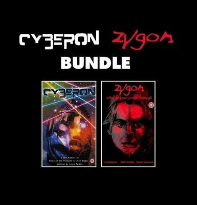 Cyberon/Zygon Bundle (2 DVDs) SAVE MONEY