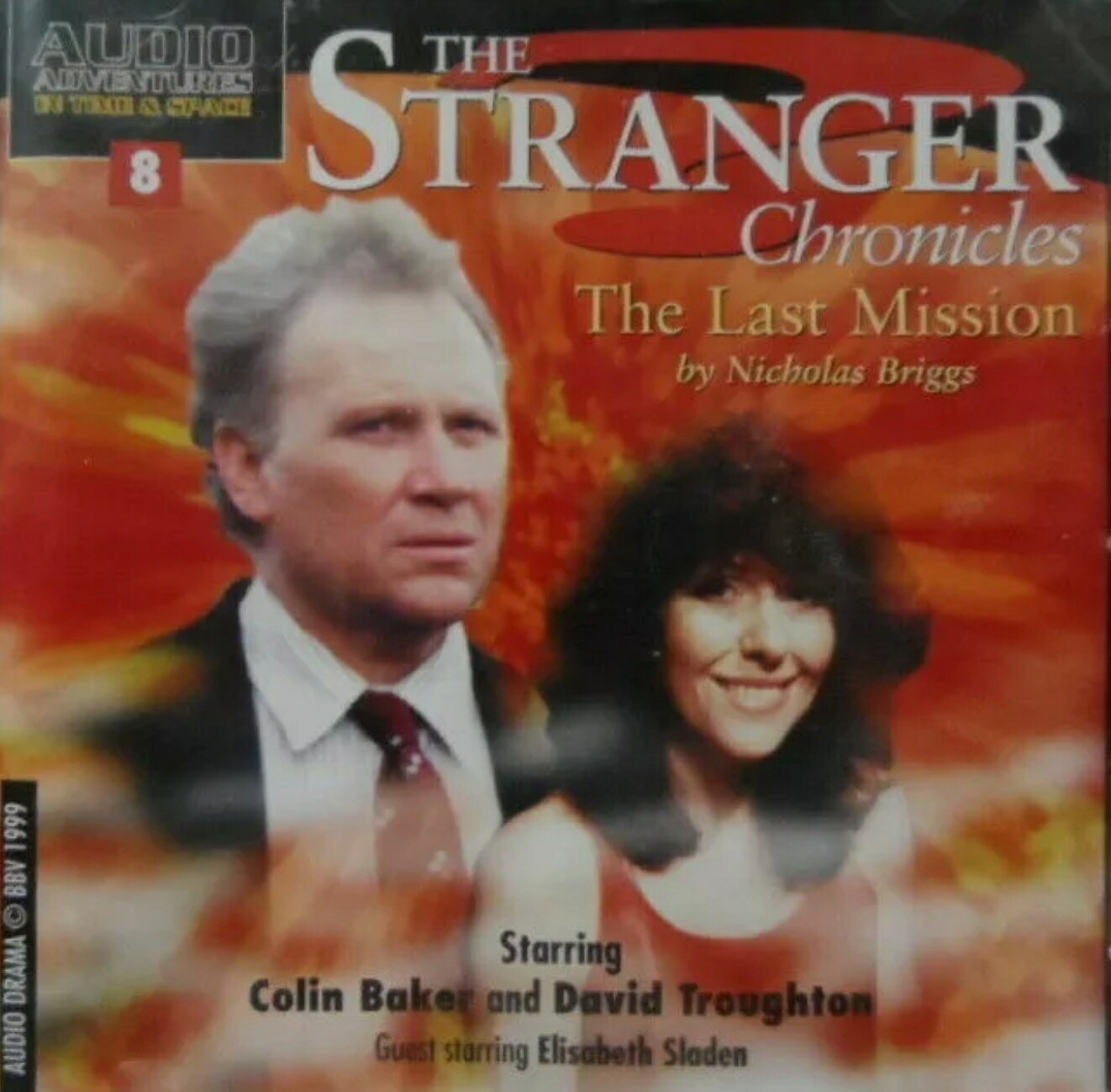 The Stranger: The Last Mission (AUDIO DOWNLOAD)
