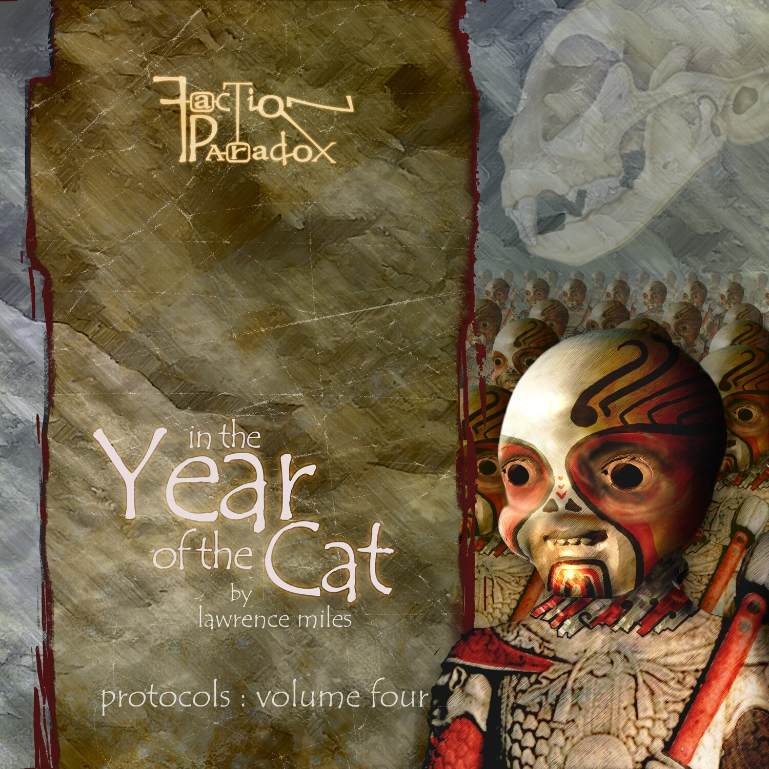 Faction Paradox: In the Year of the Cat (AUDIO DOWNLOAD)