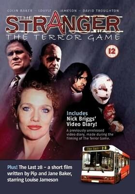 The Stranger: The Terror Game (DVD)