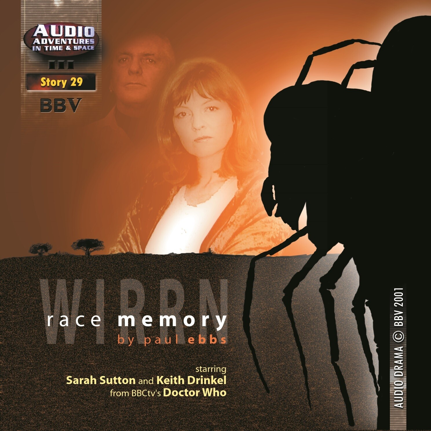 Wirrn: Race Memory (AUDIO DOWNLOAD)