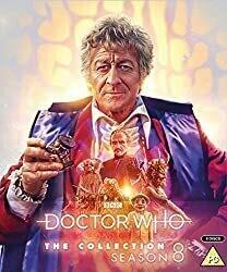 AMAZON LINK Doctor Who: Season 8 BLU-RAY