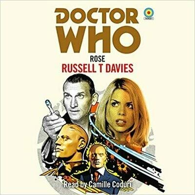 AMAZON LINK Doctor Who: Rose Ninth Doctor Novelisation Audiobook CD