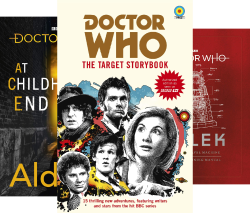 AMAZON LINK Doctor Who: 3 Book Series