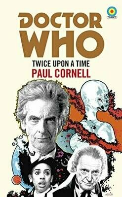 AMAZON LINK Doctor Who: Twice Upon a Time 12th Doctor Novelisation Kindle eBook