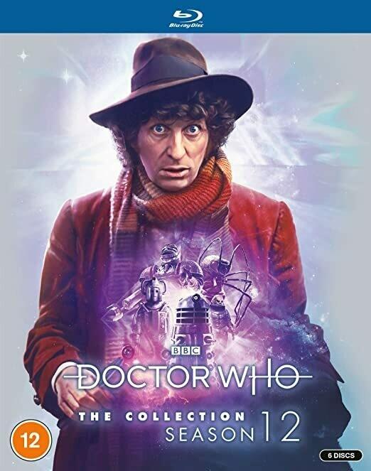 AMAZON LINK Doctor Who - The Collection - Season 12 [Blu-ray] [2021]