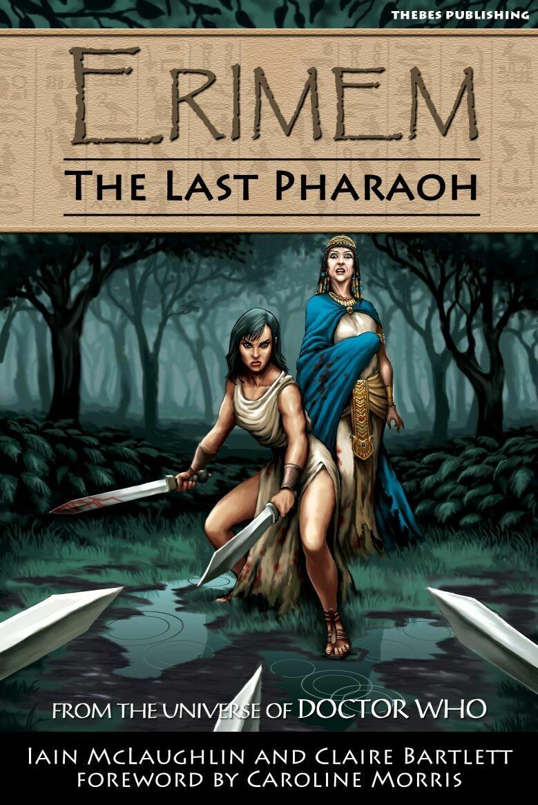 Erimem: 01 The Last Pharoah (eBook DOWNLOAD)