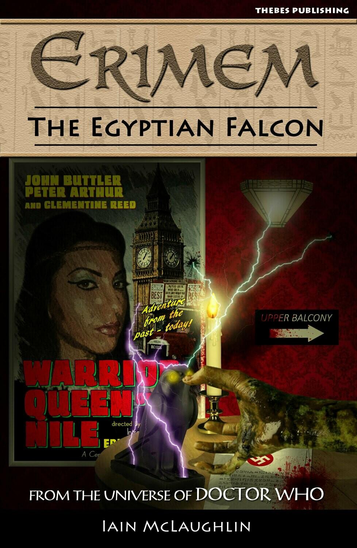 Erimem: 11 The Egyptian Falcon (eBook DOWNLOAD)