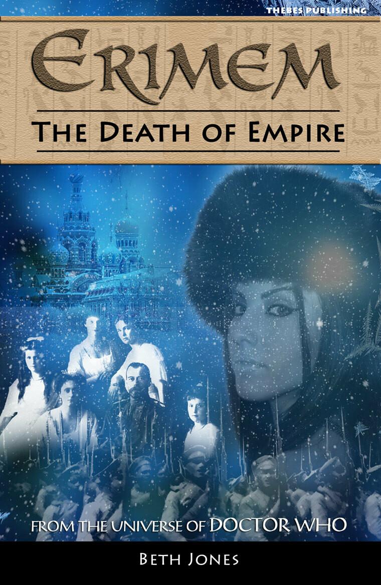 Erimem: 12 The Death of Empire (eBook DOWNLOAD)