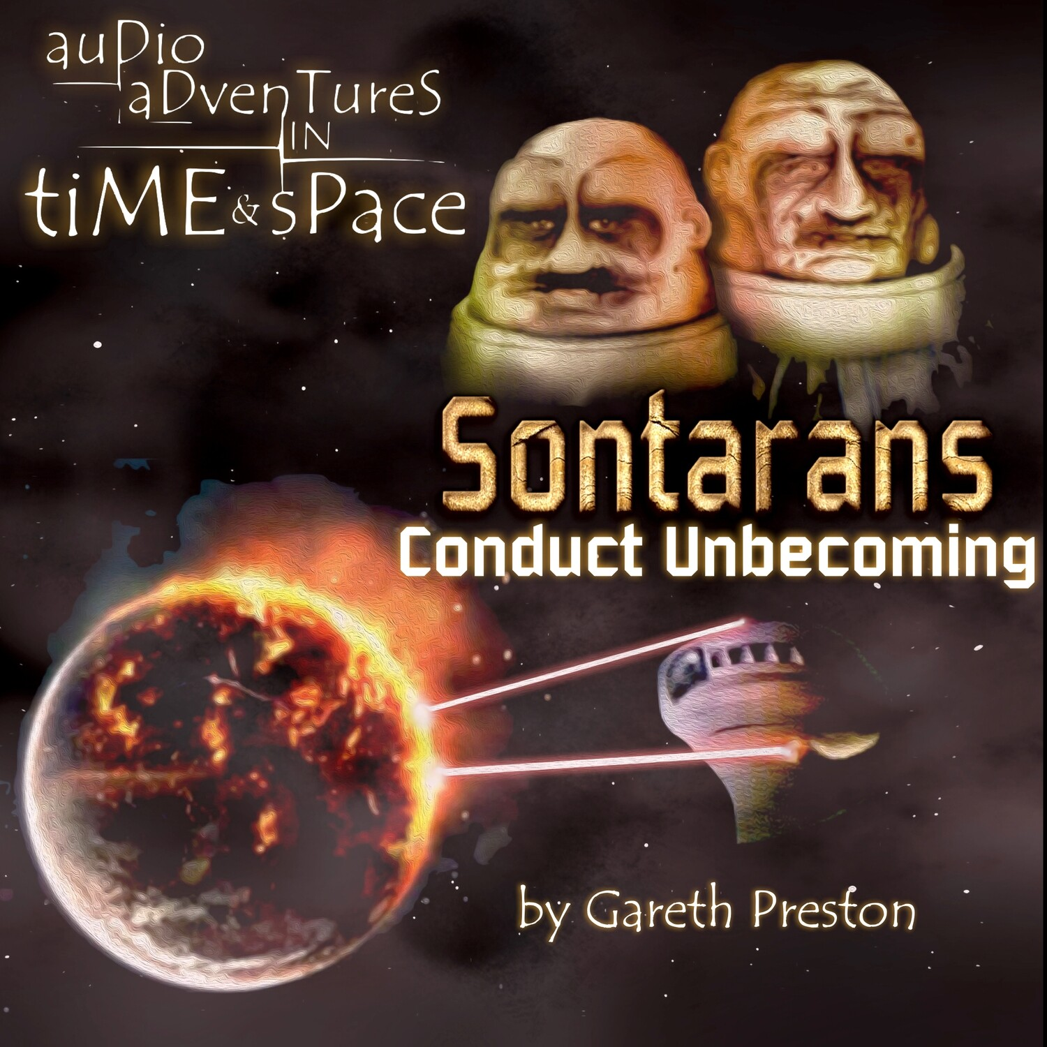 Sontarans: Conduct Unbecoming (AUDIO DOWNLOAD)