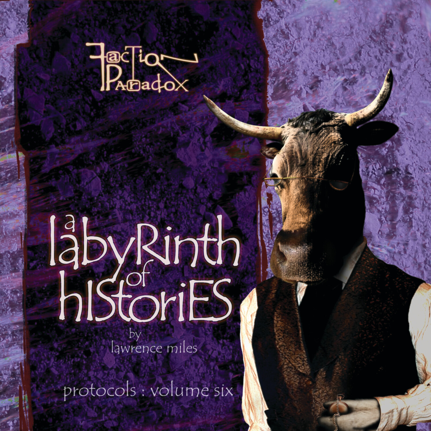 Faction Paradox: A Labyrinth of Histories (CD)