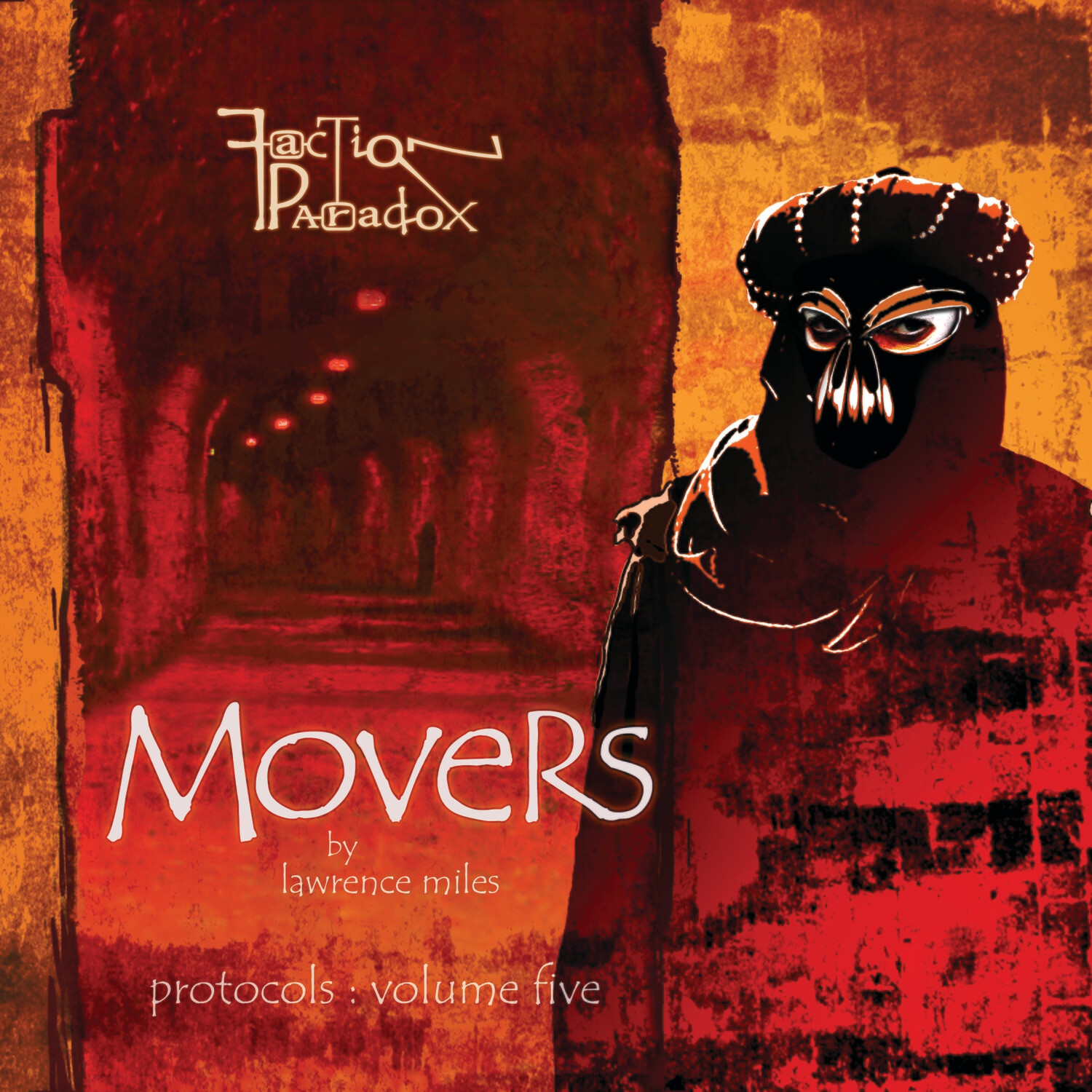 Faction Paradox: Movers (AUDIO DOWNLOAD)