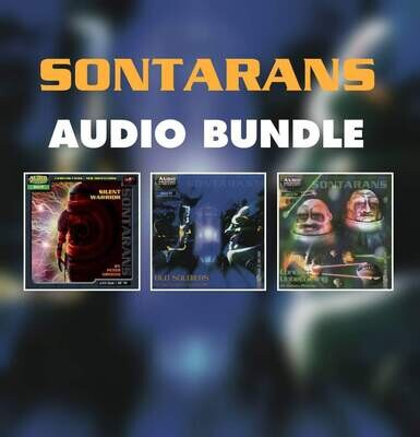 Sontarans 3 Audio Bundle (AUDIO DOWNLOAD)