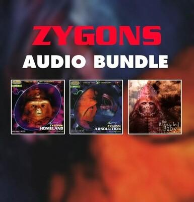 Zygon 3 Audio Bundle (AUDIO DOWNLOAD)