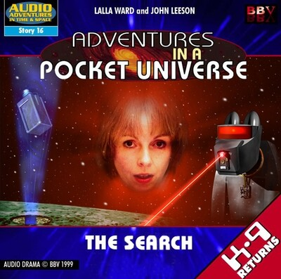 K9: The Search (AUDIO DOWNLOAD)