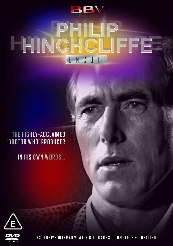 Philip Hinchcliffe: Uncut DVD (DVDR)