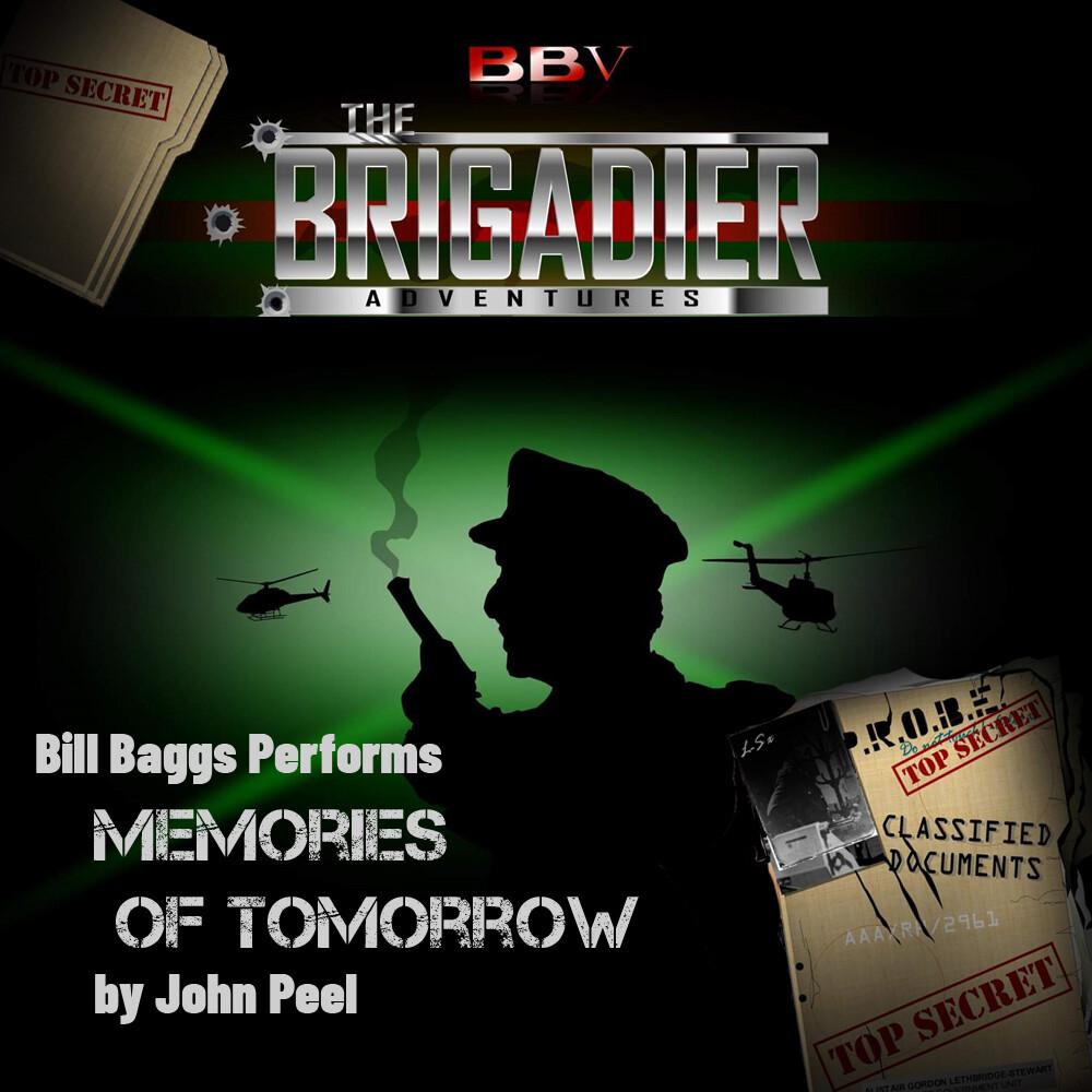 The Brigadier: Memories of Tomorrow (AUDIO DOWNLOAD)