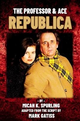 Republica Novelisation (BOOK)