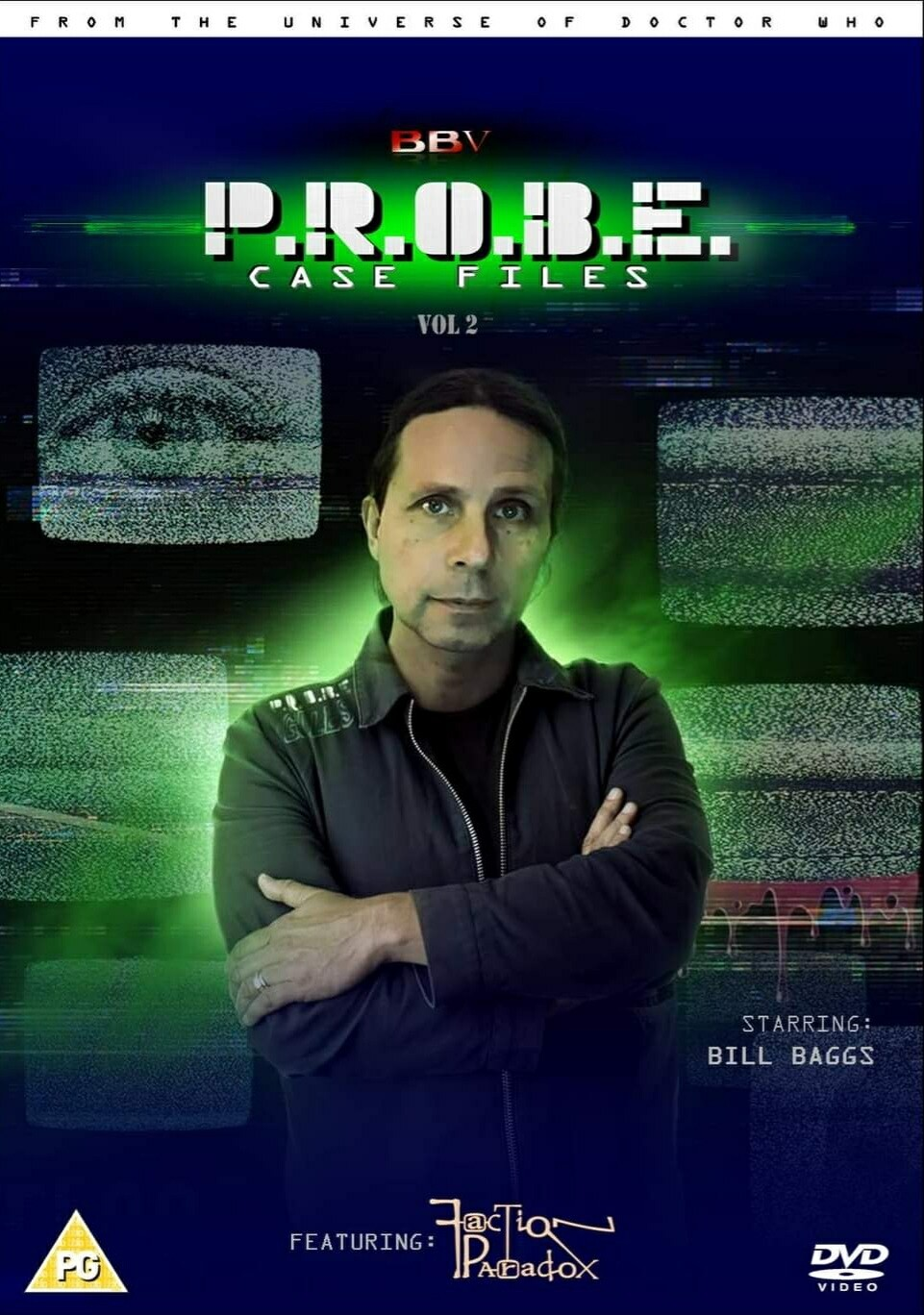 PROBE Case Files - Volume 2 (DVD-R) (Pre-order)