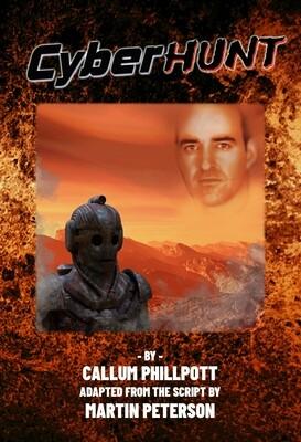 Cyber-Hunt Novelisation (BOOK) (Pre-order)