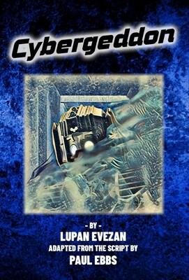 Cybergeddon Novelisation (BOOK) (Pre-order)