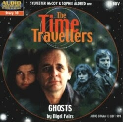 The Professor and Ace: Ghosts (CD)