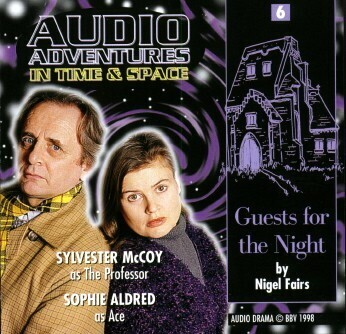 The Professor and Ace: Guests for the Night (AUDIO DOWNLOAD)