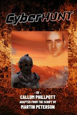 Cyber-Hunt Novelisation (BOOK)