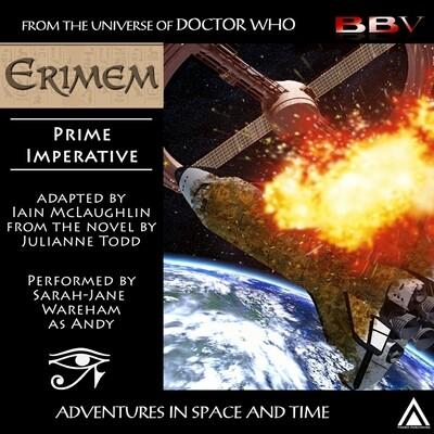 Erimem: Prime Imperative (CD-R Pre-order)
