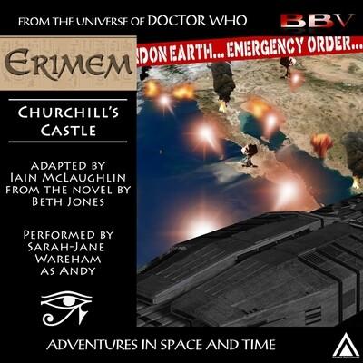 Erimem: Churchill's Castle (CD-R Pre-order)