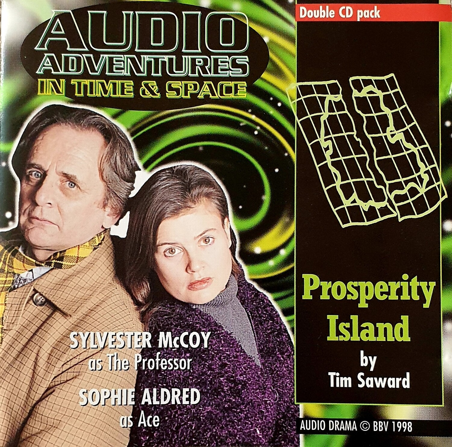 The Professor and Ace: Prosperity Island (DOUBLE LENGTH AUDIO DOWNLOAD)