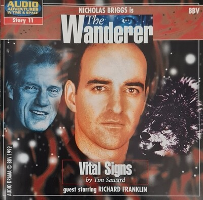 The Wanderer: Vital Signs (AUDIO DOWNLOAD)