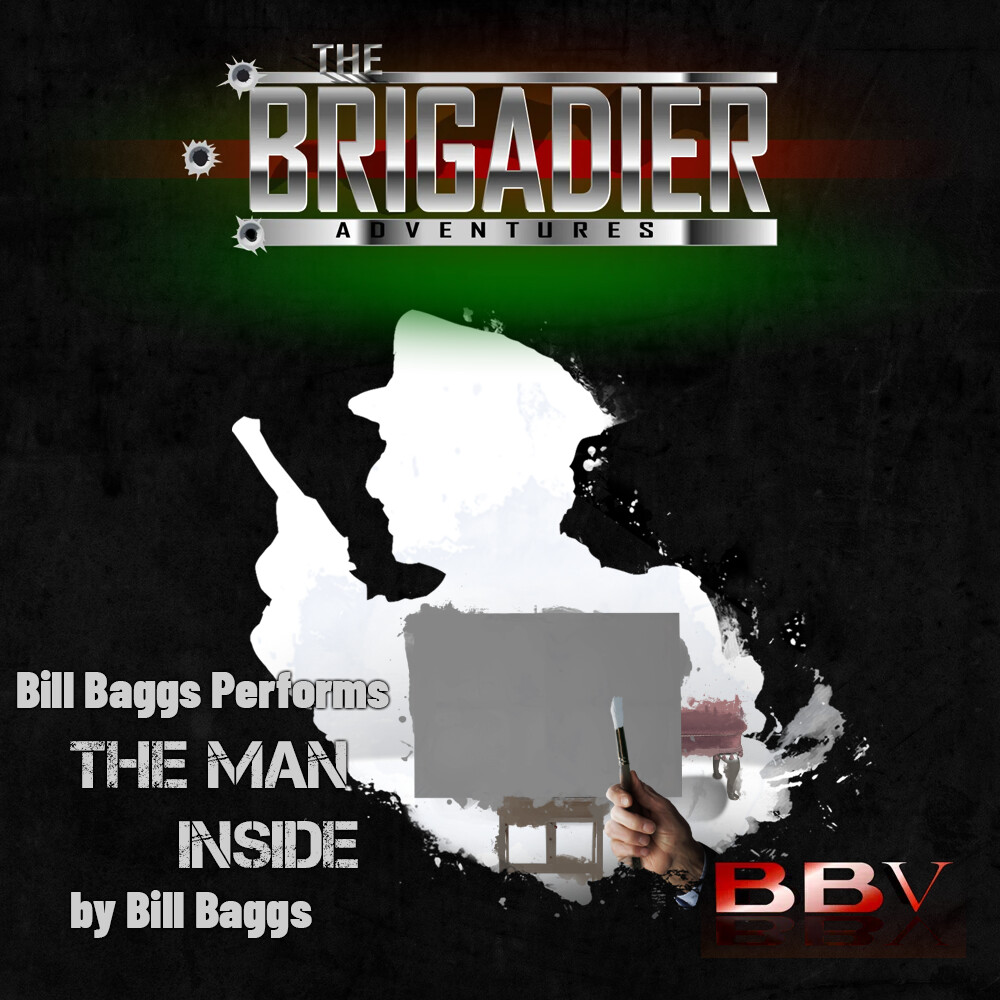 The Brigadier: The Man Inside (AUDIO DOWNLOAD)