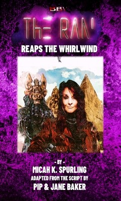The Rani Reaps the Whirlwind Novelisation (BOOK Pre-order)