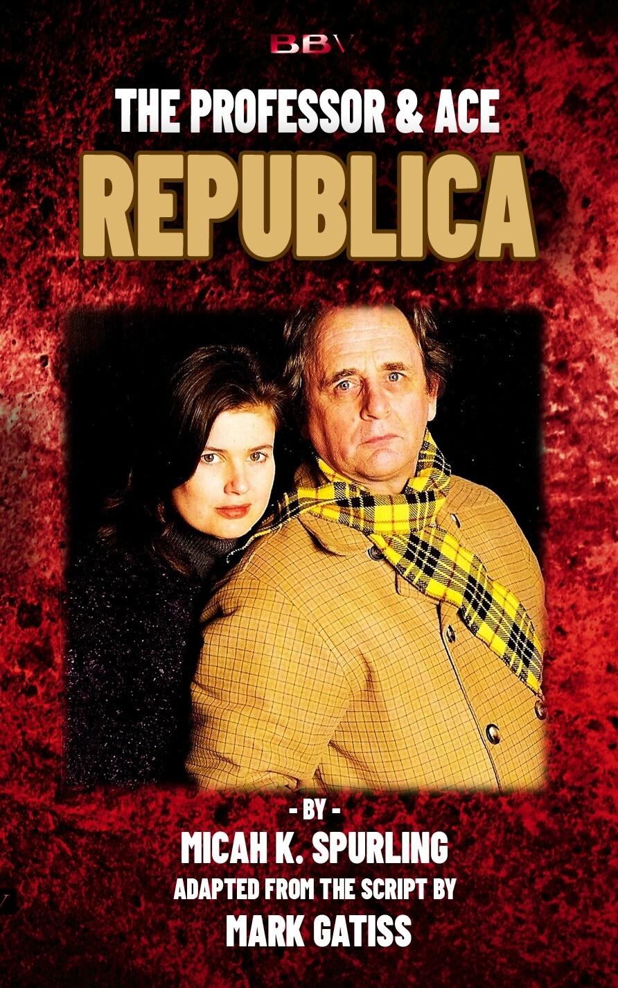 Republica Novelisation (A5 SIZE BOOK)